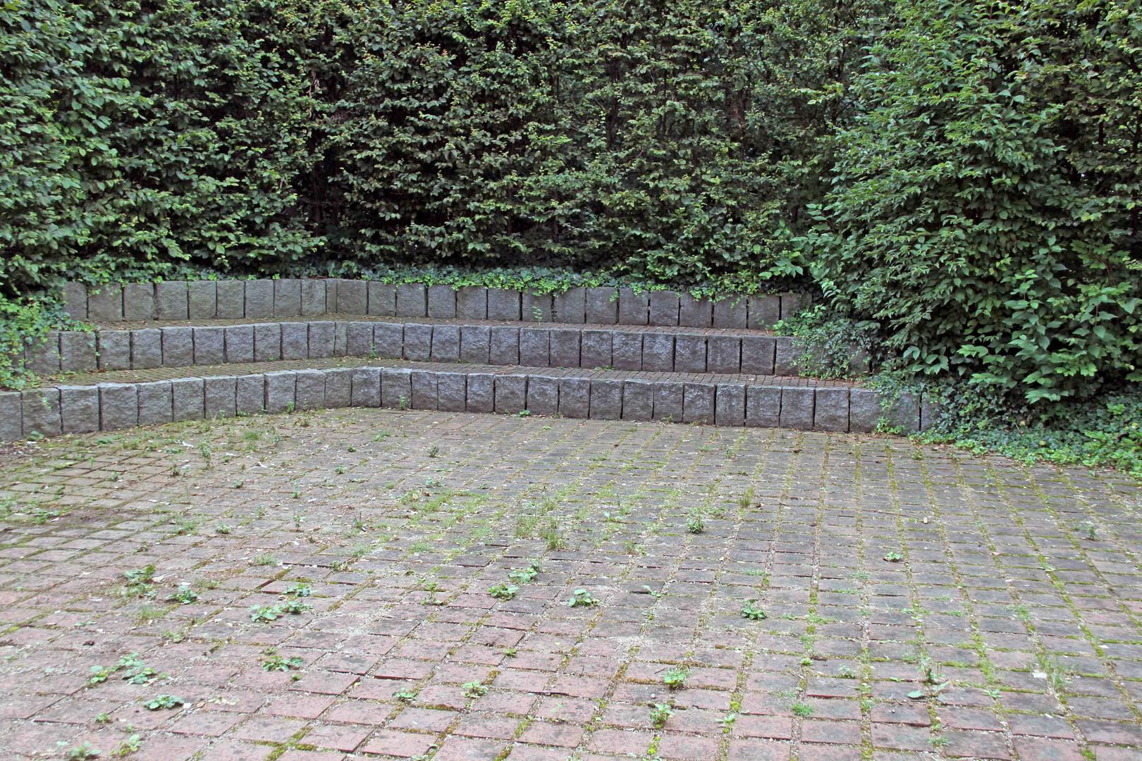 Innenansicht bei der Memminger Stadtmauer
