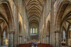 Innenansicht vom Dom in Magdeburg