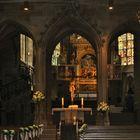 Innenansichten von Kirchen
