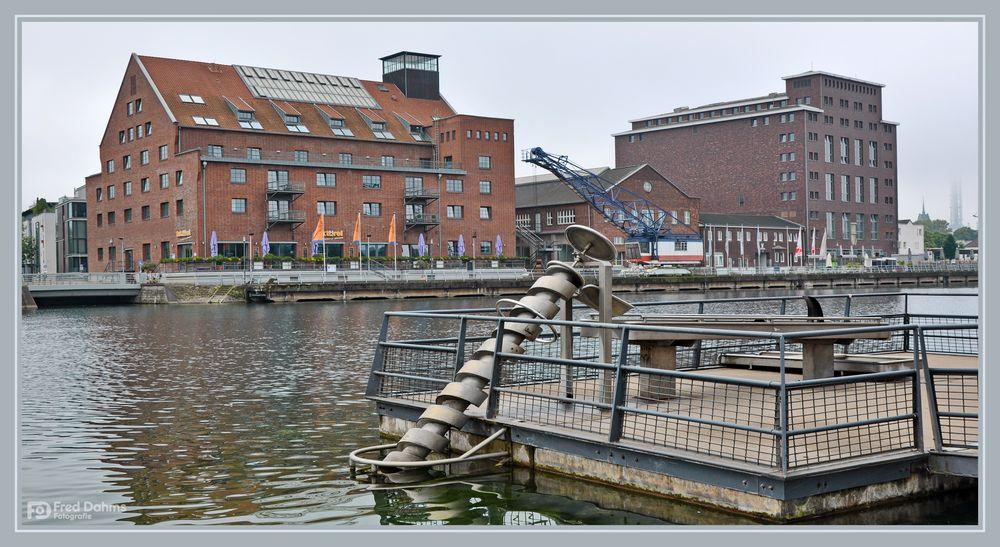 Innenhafen Duisburg I