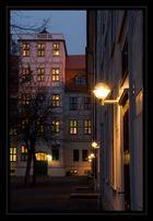Innenhof der Franckeschen Stiftungen 2.0