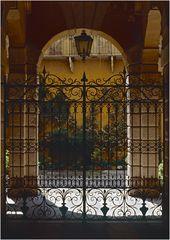 Innenhof in Verona