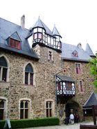 Innenhof schloß Burg