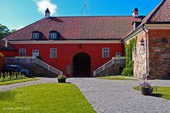 Innenhof Schloß Gripsholm