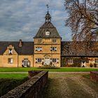 Innenhof Schloss Westerwinkel
