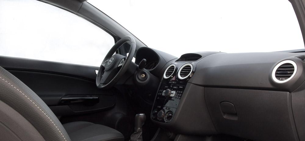 Innenraum Corsa Sport Limited