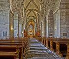Innenraum der Stiftskirche Heiligenkreuz