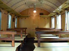 Innenraum der vierten Klasse (Cid-21)
