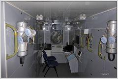 Innenraum in der ISS - 2