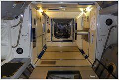 Innenraum in der ISS - 4