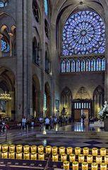 Innenraum Notre Dame