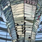 Innenraum Reichstag Kuppel, Berlin
