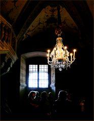 Innenraum Vila Medici