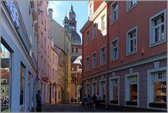 Innenstadt Riga