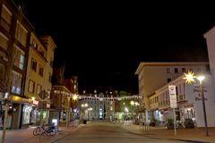 Innenstadt von Lünen - Aufnahme 1