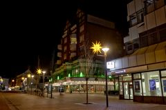 Innenstadt von Lünen - Aufnahme 2