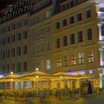 Inner City Restaurant 3D ANAGLYPH