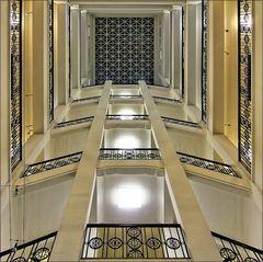 * * inner stairs *