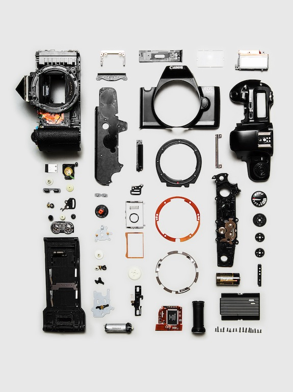 Inner Working - The Camera