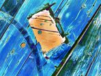 Innocent Blue !