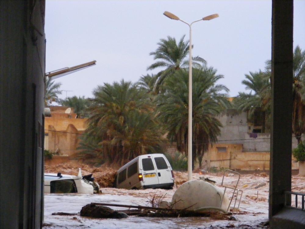 innondation de ghardaia (ouad mzab) 12