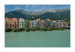 Innsbruck am grünen Inn