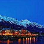 Innsbruck bei Nacht HDR