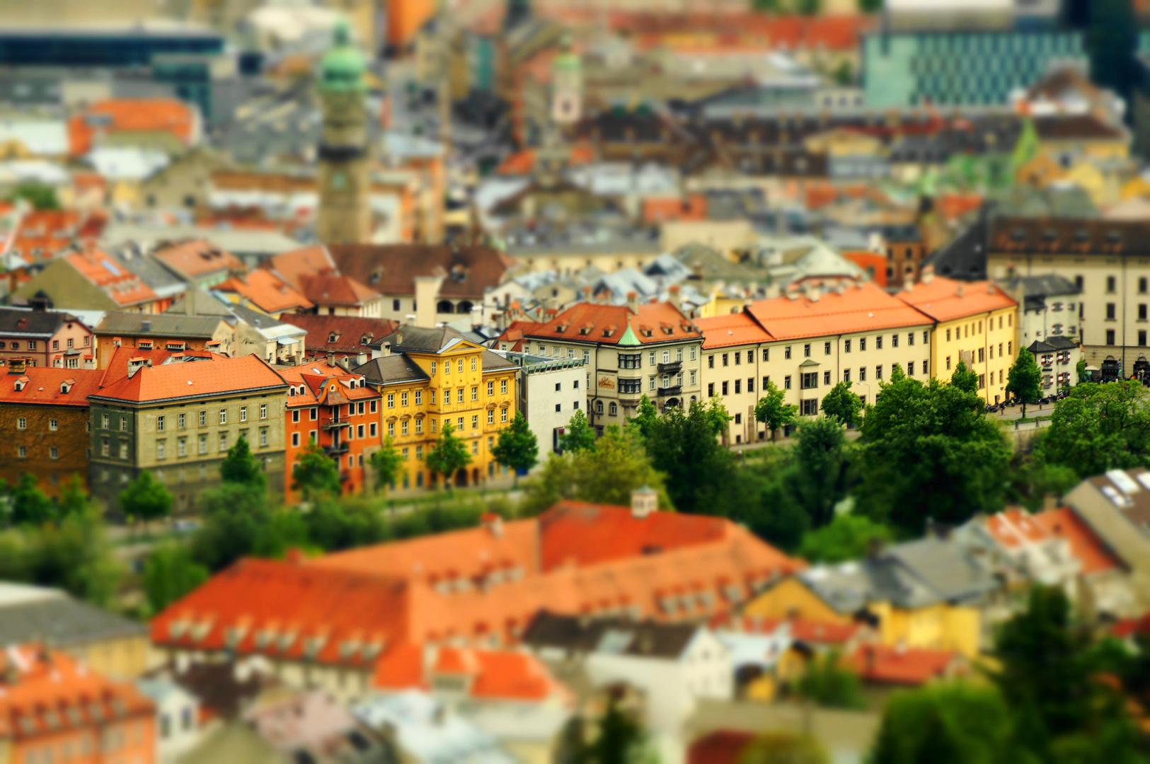 Innsbruck Miniatur