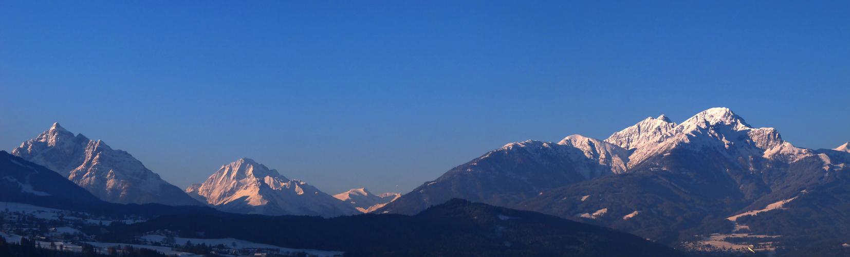 innsbrucker bergwelt
