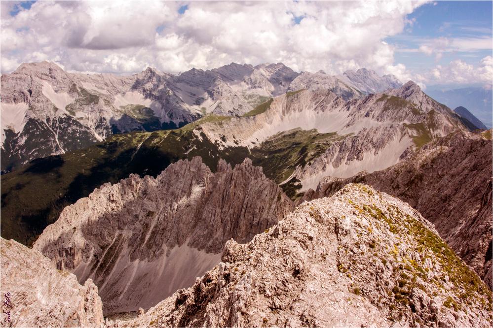 Klettersteig Innsbruck Umgebung : Innsbrucker klettersteig foto & bild berge natur landschaft