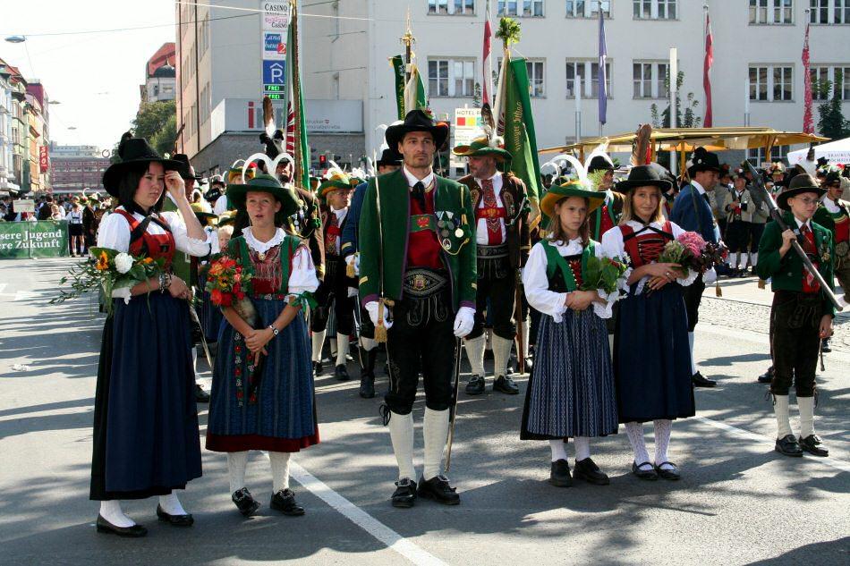 Trachten Innsbruck