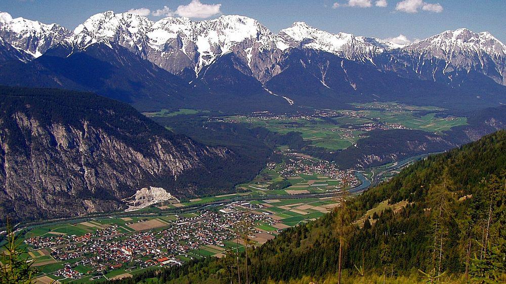 Inntal-Panorama