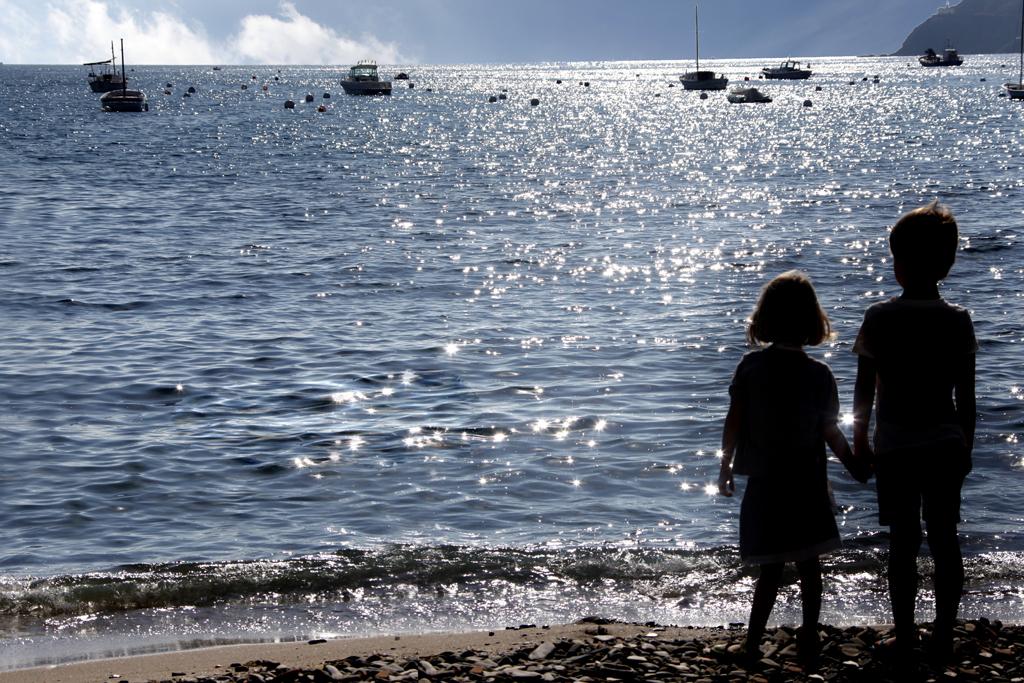 Inocencia en el Mar