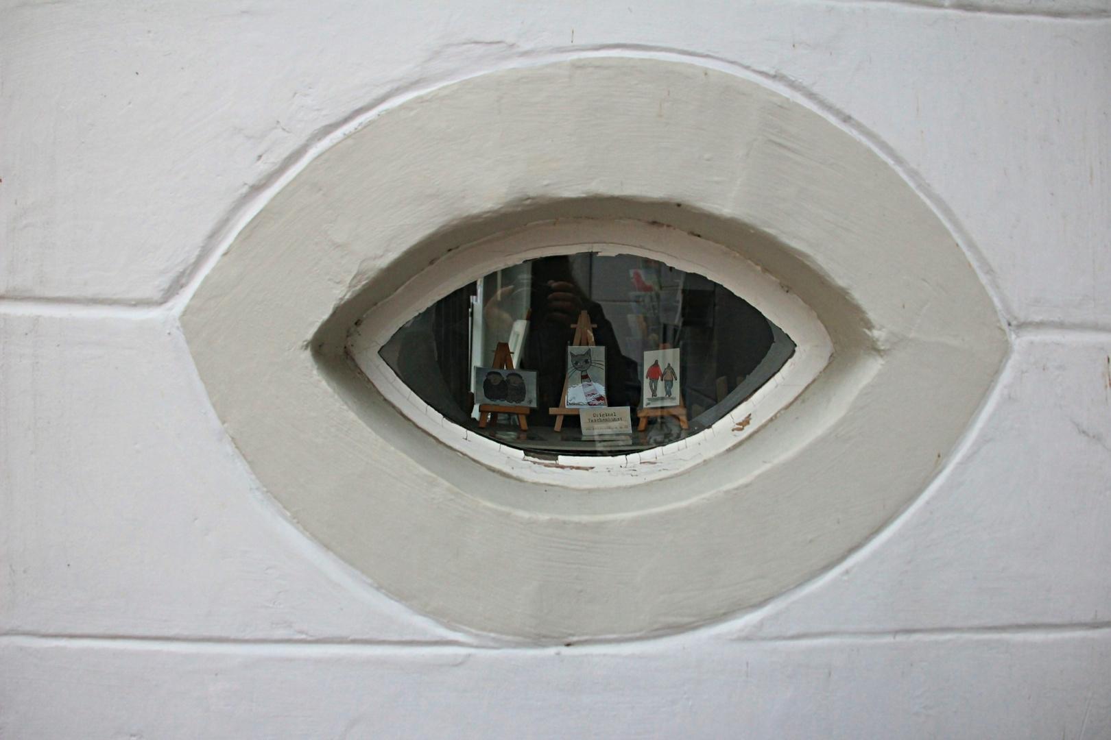Ins Auge gefasst