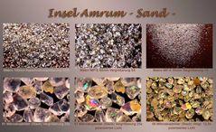 Insel Amrum - Sand oder doch Edelsteine