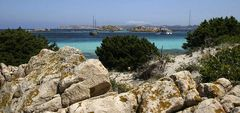 Insel Budelli - Sardinien