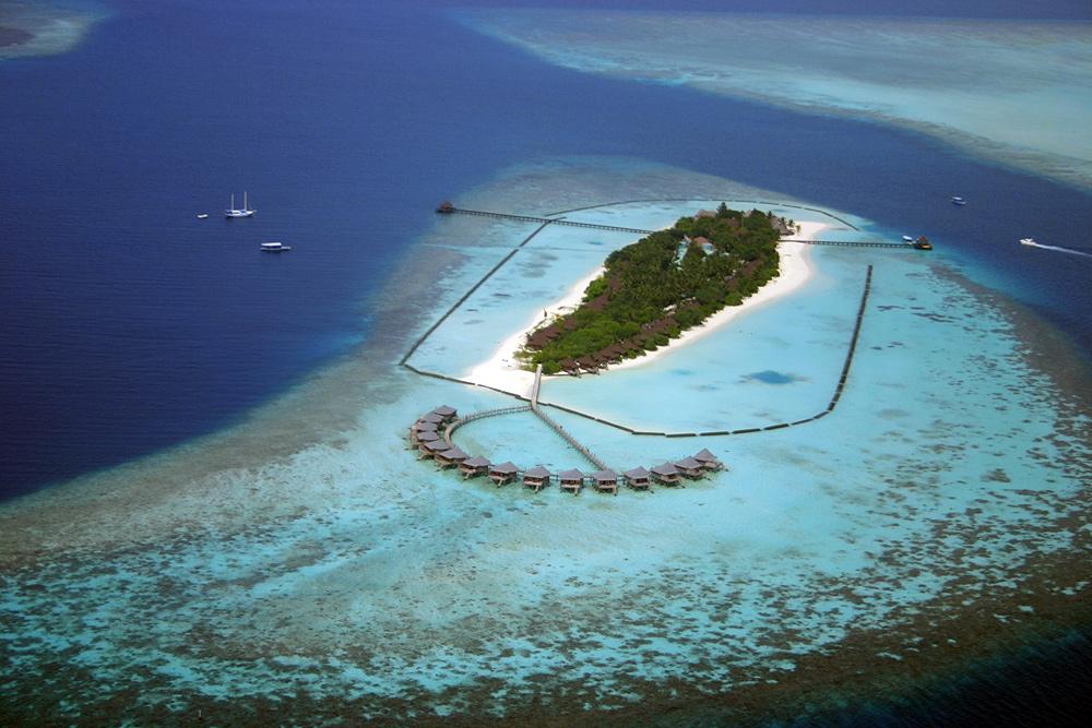 Insel der Malediven