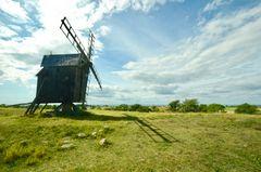 Insel der Sonne und Windmühlen