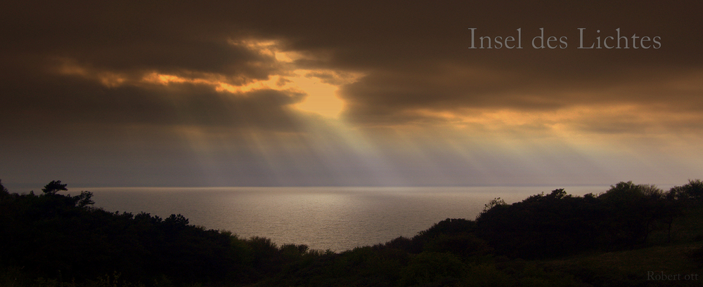 Insel des Lichtes Hiddensee