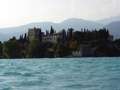 Insel im Gardasee