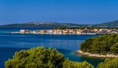 Insel Krapanj, Dalmatien, Kroatien