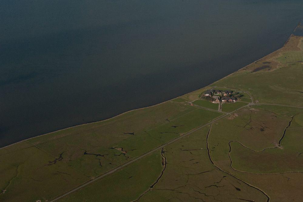 'Insel' Langeneß ?