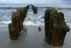 Insel Rügen (1) - Wellenbrecher