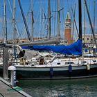 Insel San Giorgio Maggiore - Vela a Venezia -
