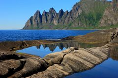 Insel Senja, Norwegen