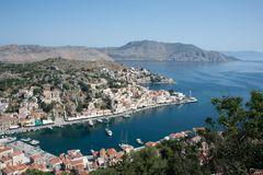 Insel Symi (Griechenland Ägäis)