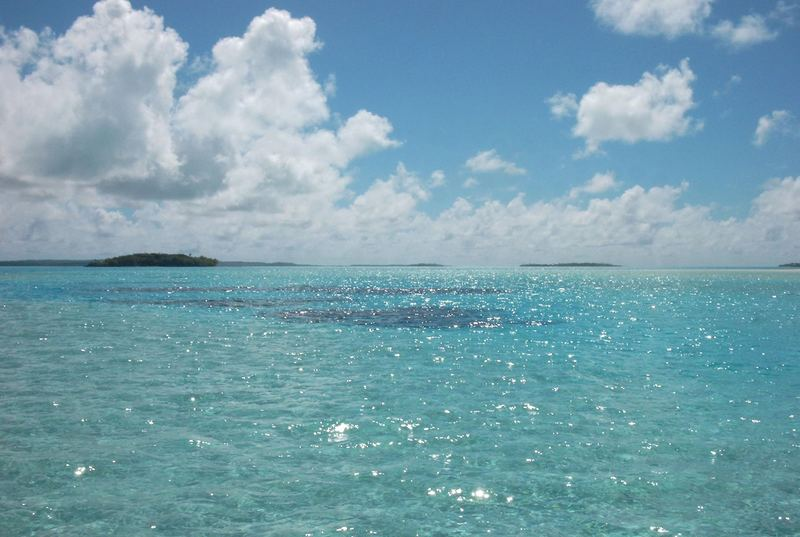 Inselatoll Aitutaki