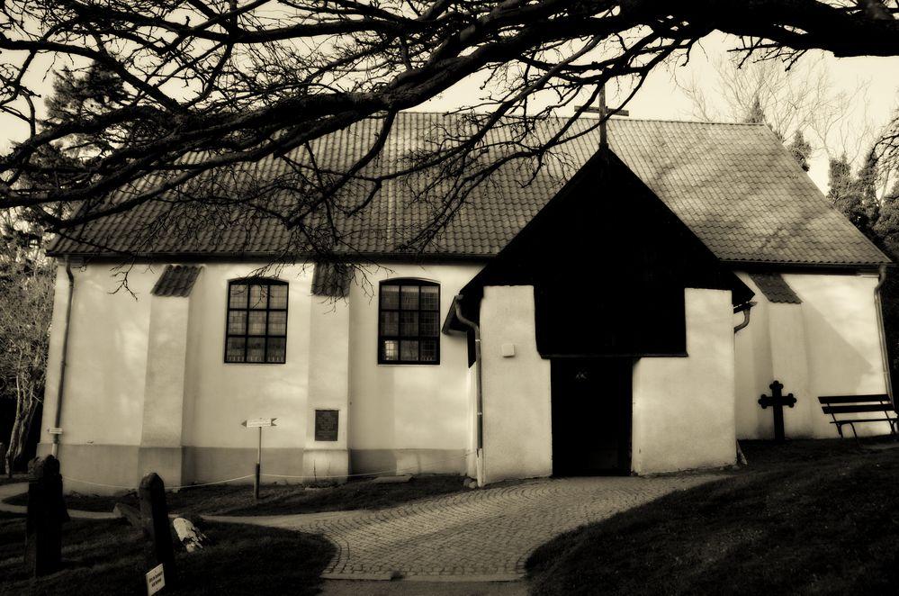 Inselkirche Kloster Insel Hiddensee