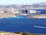 Inseln Malta und Gozo
