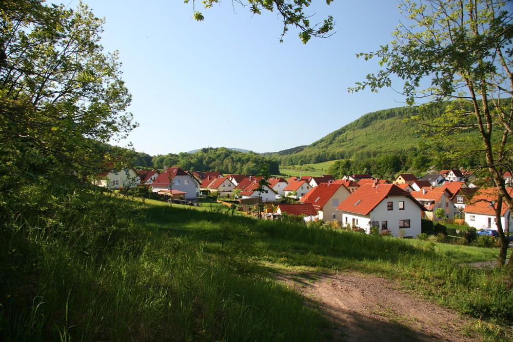 Inselsbergblick